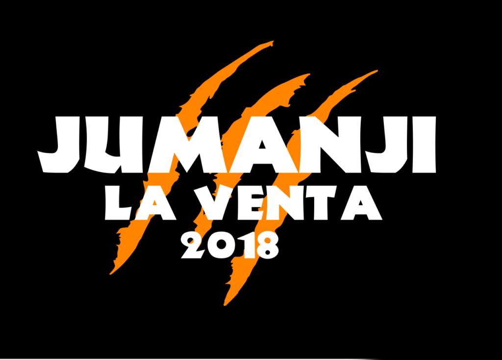 Jumanji táborové tričko